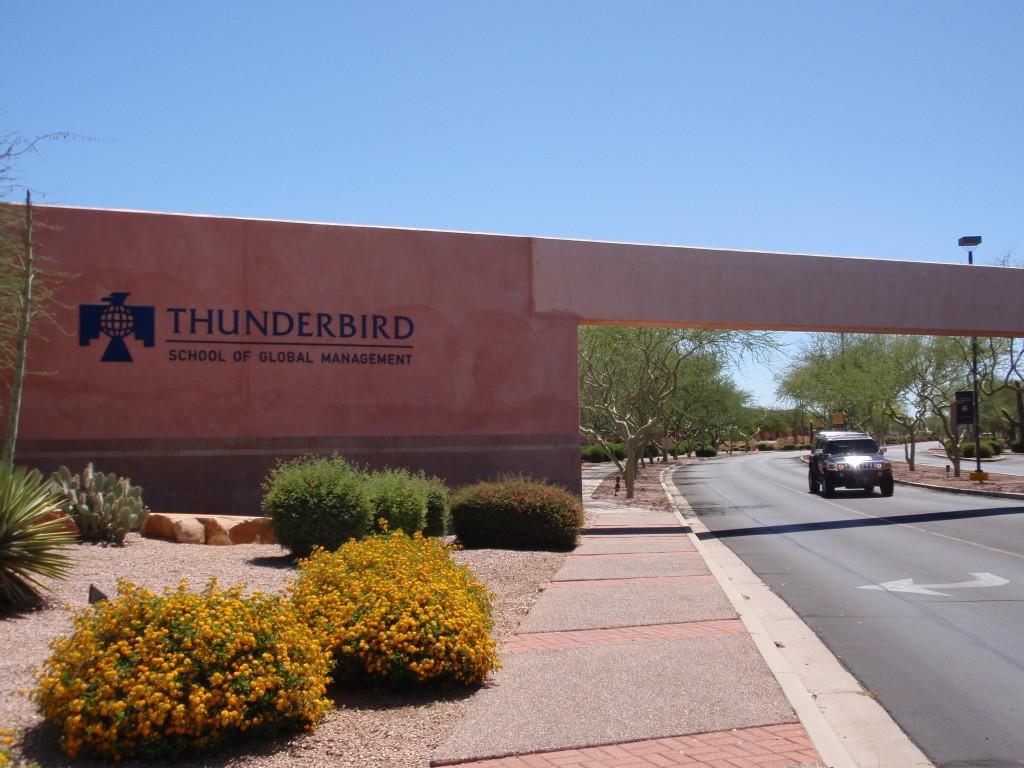 thunderbird サンダーバード 写真 キャンパス campus